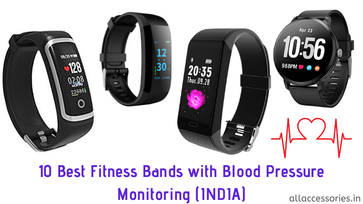 Best Fitness Band with BP monitor