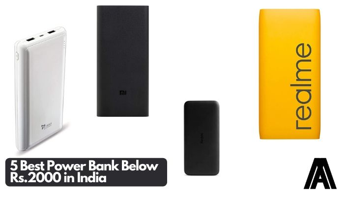 Best power bank below 2000