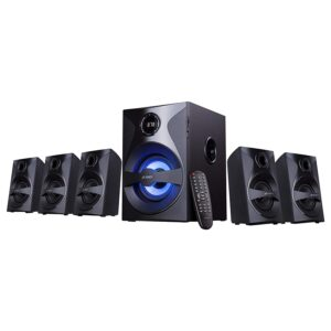F&D F3800X 5.1 Channel Multimedia Speaker System