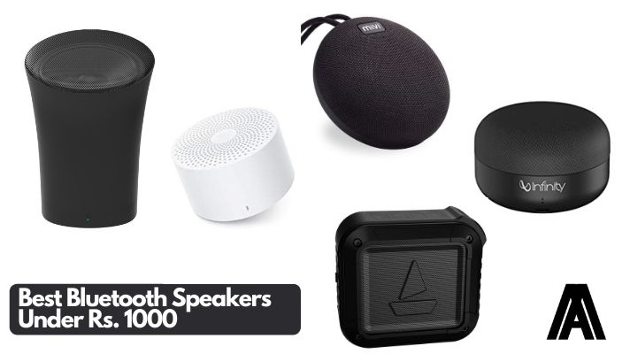 Best Bluetooth speakers under 1000 Rupees