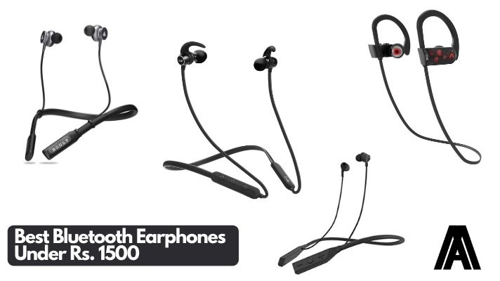 Best Bluetooth Earphones under 1500 Rupees