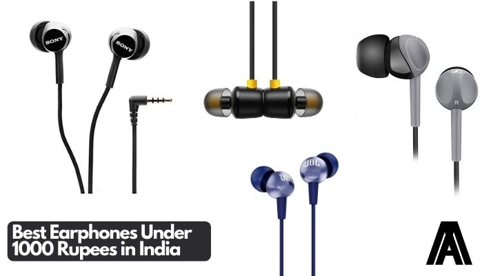 Best Earphones Under 1000 Rupees