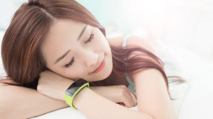Fitness Band Sleep Monitoring
